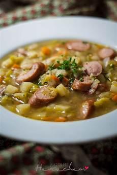 Einfache Kartoffensuppe Suppen Kartoffelsuppe Und