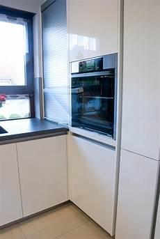 Küche Weiß Lackieren - k 252 che wei 223 lackiert mit kunststoffplatte