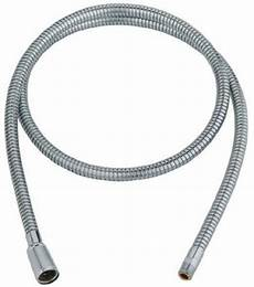 grohe kitchen faucet replacement hose grohe pull out spray replacement hose kitchen sink faucet chrome new ebay