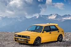 Evolved To Perfection 1995 Lancia Delta Hf Integrale