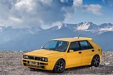 Lancia Delta Hf Integrale - evolved to perfection 1995 lancia delta hf integrale