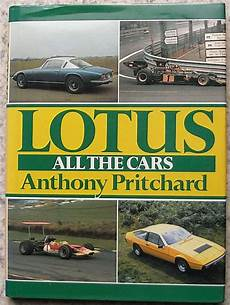 books about cars and how they work 1992 mazda mx 6 electronic valve timing lotus all the cars book anthony pritchard 1992 reprint ebay