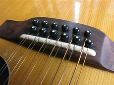 Compensated Bone Saddle For A 12 String The Unofficial