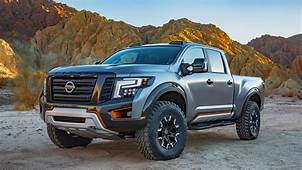 2016 Nissan Titan Warrior Concept Wallpapers & HD Images