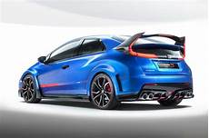 honda type r honda says new civic type r will outperform even the nsx