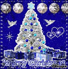 blue merry christmas tree picture 80439090 blingee com