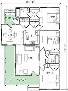 tnd house plans plan 10050tt corner lot living small house floor plans