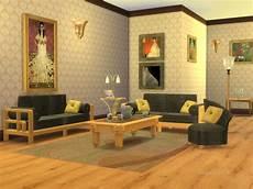 shinokcr s art deco livingroom