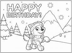 Gratis Malvorlagen Happy Birthday 50 Gorgeous Coloring Birthday Cards Kittybabylove