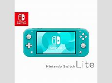 difference between nintendo switch and lite