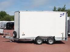pkw anhänger koffer pkw anh 228 nger koffer bv126g 364x173x214 3 5t klappenkombi