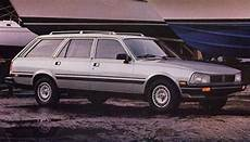 garage peugeot 95 peugeot 505 wagon 95 hp mine must had a jet pack almost 44mpg and it loved speeds above