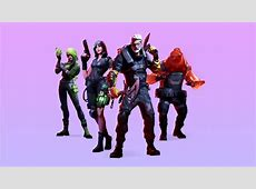 Fortnite, Chapter 2, Season 1, Battle Pass, Skins, 4K, #3