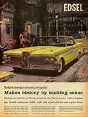 17 Best Images About Edsel On Pinterest  Future Ford