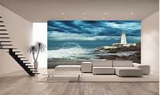 Big Wave Wall Mural Photo Wallpaper Decor
