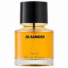jil sander no 4 eau de parfum for 100 ml notino co uk