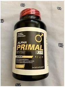 alpha primal xl male enhancement formula testosterone