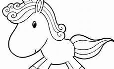 Terpopuler 30 Gambar Kartun Unicorn Hitam Putih Miki Kartun