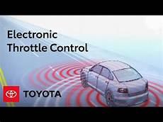 electronic throttle control 2001 jeep wrangler navigation system electronic throttle control toyota youtube