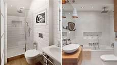tendance carrelage salle de bain 2018 salle de bains les tendances 2018 224 d 233 couvrir m6 deco fr