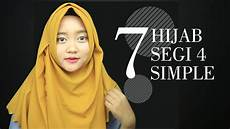 7 Tutorial Segi Empat Simple Cantik