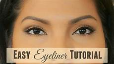Easy Eyeliner Tutorial For Beginners