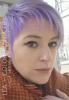 Coloration Cheveux Lilas Directions Coloration Cheveux