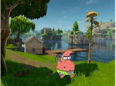 When you drop Loot Lake expecting good loot as the name
