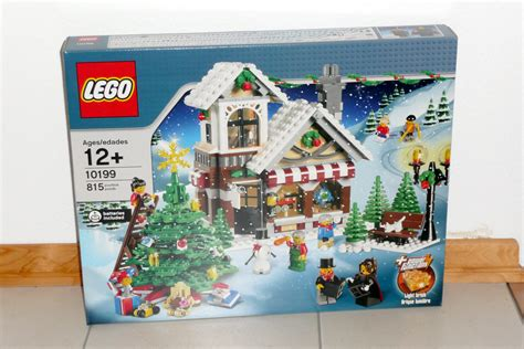 Lego Set #10199-1 (building Sets