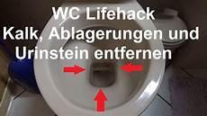 urinstein entfernen toilette hartn 228 ckige kalkflecken urinstein entfernen toilette wc