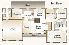 new 3 bedroom log cabin floor plans new home plans design
