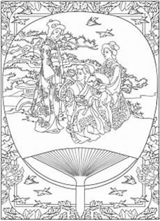 malvorlagen japan japan 59121 japan malbuch fur erwachsene