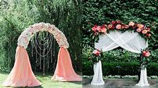 diy wooden arch for wedding diy wedding arch