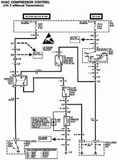 92 gmc sanoma wiring schematics i a 1995 gmc sonoma the a c doesn t work a c clutch not engaging but the system has