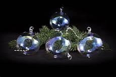 bilder aus glas 4 seifenblasen kugeln 6cm aus bunt schillerndem glas