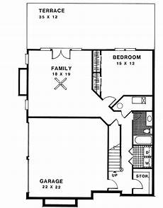quad level house plans tri level home plan 20021ga architectural designs