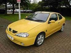 Renault Megane 2000 - renault 2000 x reg megane coupe 1 6 16v sport alize car