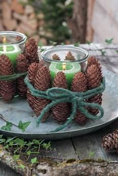 Weckgläser Deko Weihnachten - weihnachtsdeko mit tannenzapfen mein sch 246 ner garten