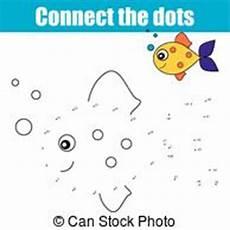 Zahlen Verbinden Malvorlagen Xl Spiel Zahlen Fish Punkte Letzter Als Farbe Fische