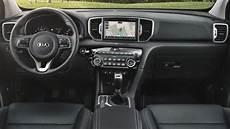 Kia Sportage Kofferraumvolumen - kia sportage 2016 abmessungen kofferraum und innenraum