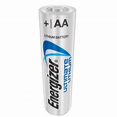 energizer ultimate aa lithium batteries 4 pack
