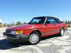 old cars and repair manuals free 1990 saab 9000 parental controls 1990 saab 900 turbo convertible 5 spd manual california car super clean l k for sale photos