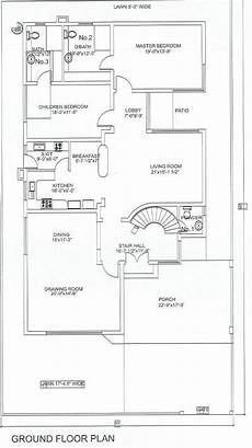 pakistan house designs floor plans pin de sh naveed em 10 marla house plan projetos de