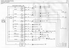 mgf schaltbilder inhalt wiring diagrams of the rover mgf