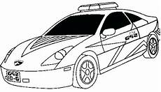 cop car coloring pages at getcolorings free