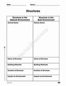 worksheets science grade 3 12559 grade 3 science structures activity sheet grade 3 science third grade science science