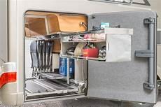 Garage Ausbau by Duomobil A Motorhome For A Crest