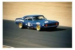 Donohe Sorrindo Para As C&226meras 1968 Camaro Penske