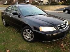 buy used 2001 acura 3 2 tl black on black clean runs like new loaded w rear spoiler in