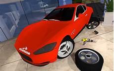 jeux de voiture de luxe fix my car montage voiture de sport de luxe et course